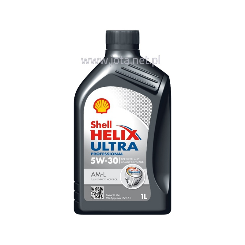Shell Helix Ultra Professional AM-L 5W-30 - 1L