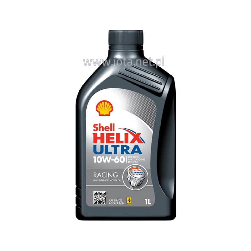 Shell Helix  Ultra Racing 10W-60 - 1L