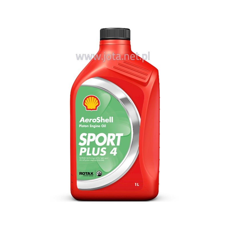 AeroShell Oil Sport Plus 4 - 1L